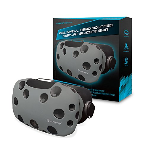 Hyperkin GelShell Headset Silicone Skin for HTC Vive (Gray)