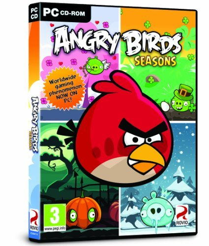 Angry Birds: Seasons (PC CD)