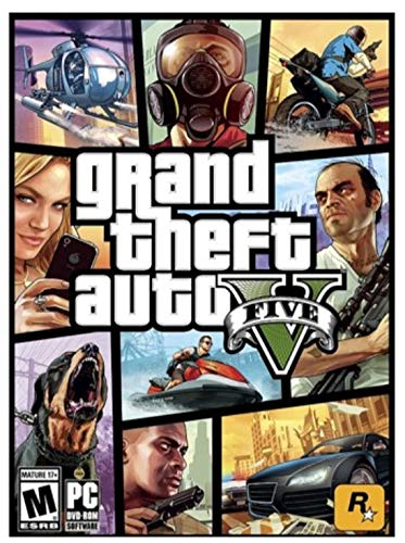 GTA 5 original game (offline play) only