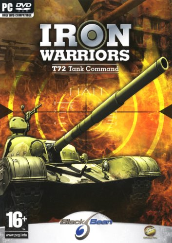 Iron Warriors: T - 72 Tank Command PC DVD GAME