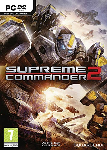 Supreme Commander 2 (PC DVD)