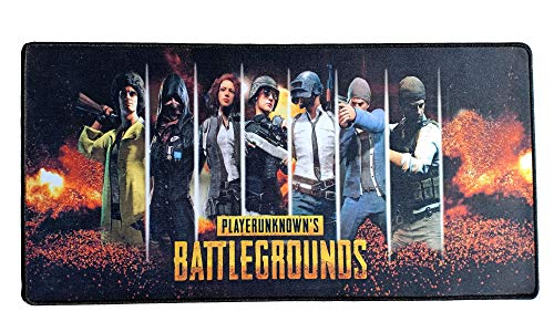 Storin Large XXL Gaming Mouse Pad for PUBG Erangel Edition-Waterproof Mouse Pad
