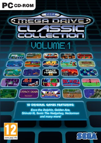 Sega Mega Drive Classic Collection - Volume 1