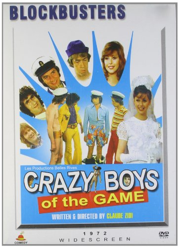 Crazy Boys of the Game