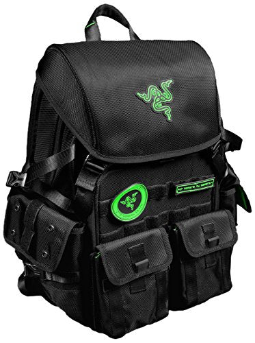 Razer USA Tactical Pro Backpack Fits Notebooks of up to 17.3-Inch