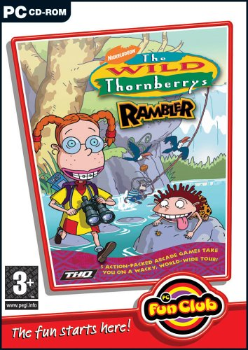 The Wild Thornberry Rambler (PC CD)
