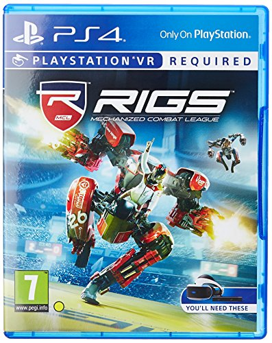 PS VR RIGS: Mechanized Combat League