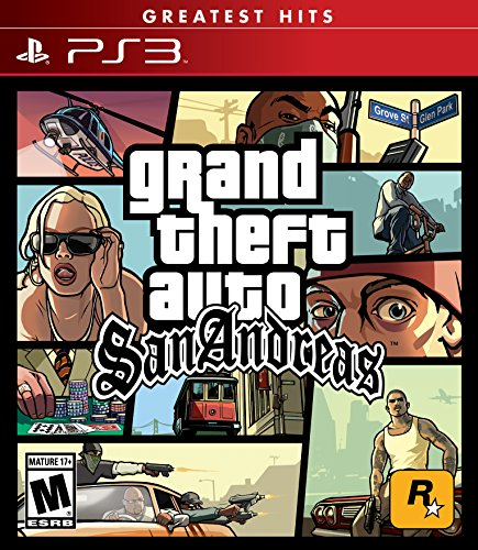 Grand Theft Auto: San Andreas(PS3)