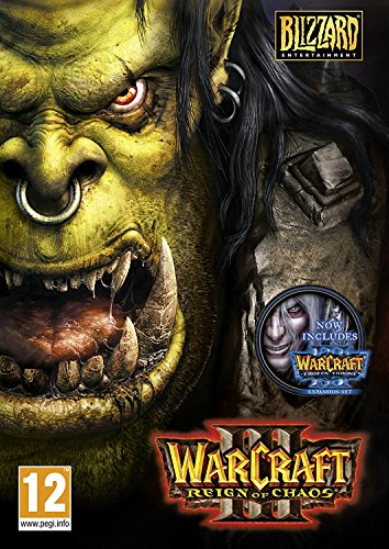 Warcraft 3 - Gold Edition (PC/Mac)