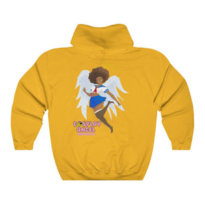"@crazy8thegreat ""Cosplay Angel"" Hoodie"