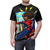 "@oliverbanksart ""Spider Girl"" Collab Tee"