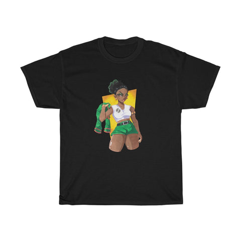 "@crumsart ""She's Gon"" Collab Tee"