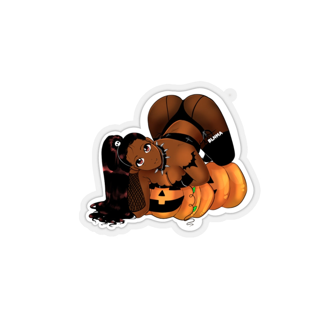 "@blanime ""Spooky"" Sticker"