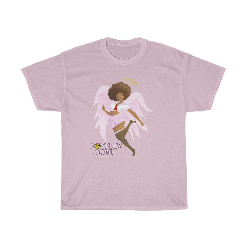 """Cosplay Angel"" @crazy8thegreat Collab Tee"