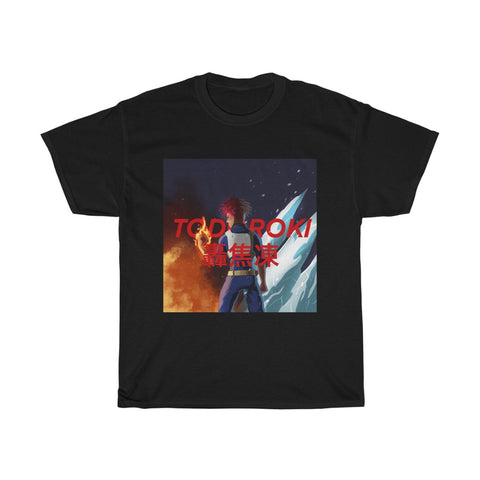 "Soul Force ""Todoroki"" Collab Tee"