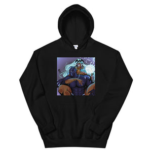 "@maddness108 ""Royals"" Collab Hoodie"