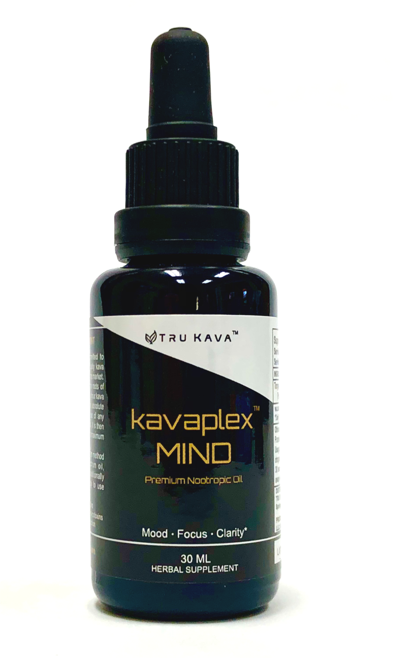 Cold Pressed Premium Nootropic Oil