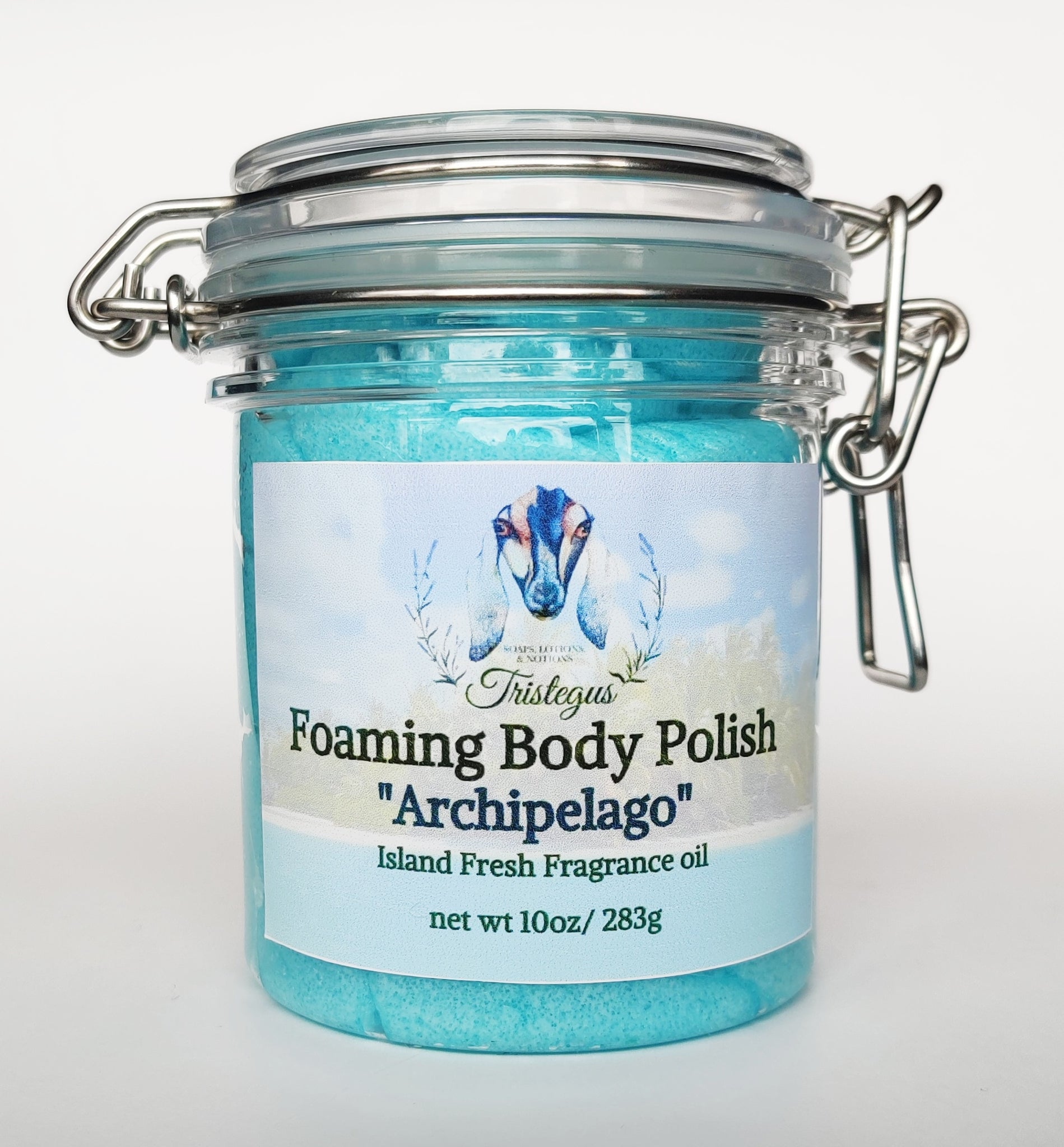 Foaming Body Polish
