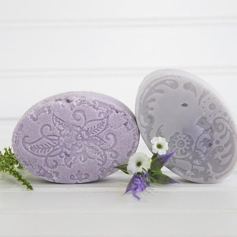 Lavender Shampoo and Conditioner Bars
