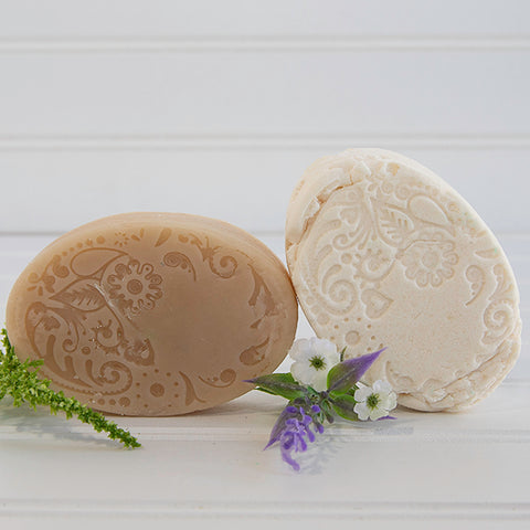 Vanilla Shampoo and Conditioner Bars