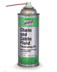 Lubriplate Chain and Cable Fluid