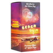 BEACH BUM MOON DOG 12 IN BEAKER WATER PIPE