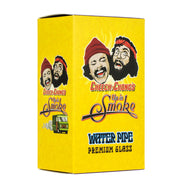 40TH ANNIVERSARY CHEECH & CHONG 4 IN MINI WATER PIPES