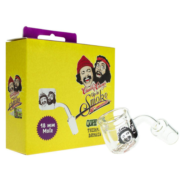 CHEECH & CHONG QUARTZ BANGER
