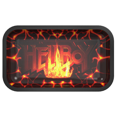 INFERNO ROLLING TRAY