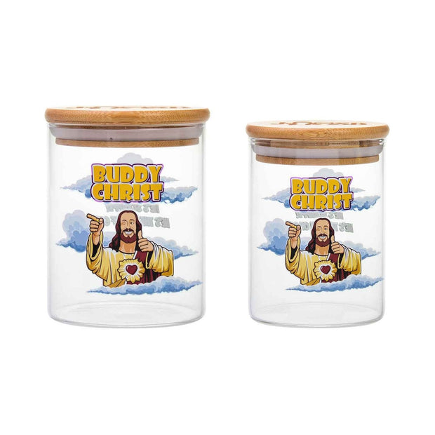 Stash Jar JSB Buddy Christ