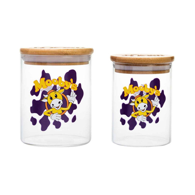 Stash Jar JSB Moobys