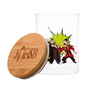 JAY & SILENT BOB 15 BUCKS STASH JAR