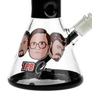 TRAILER PARK BOYS THE BOYS 12 IN BEAKER WATER PIPE