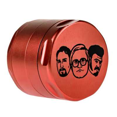 TRAILER PARK BOYS FAMOUS X 55MM 3 STAGE GRINDERS