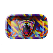 PUFF PUFF PASS LIONESS ROLLING TRAY