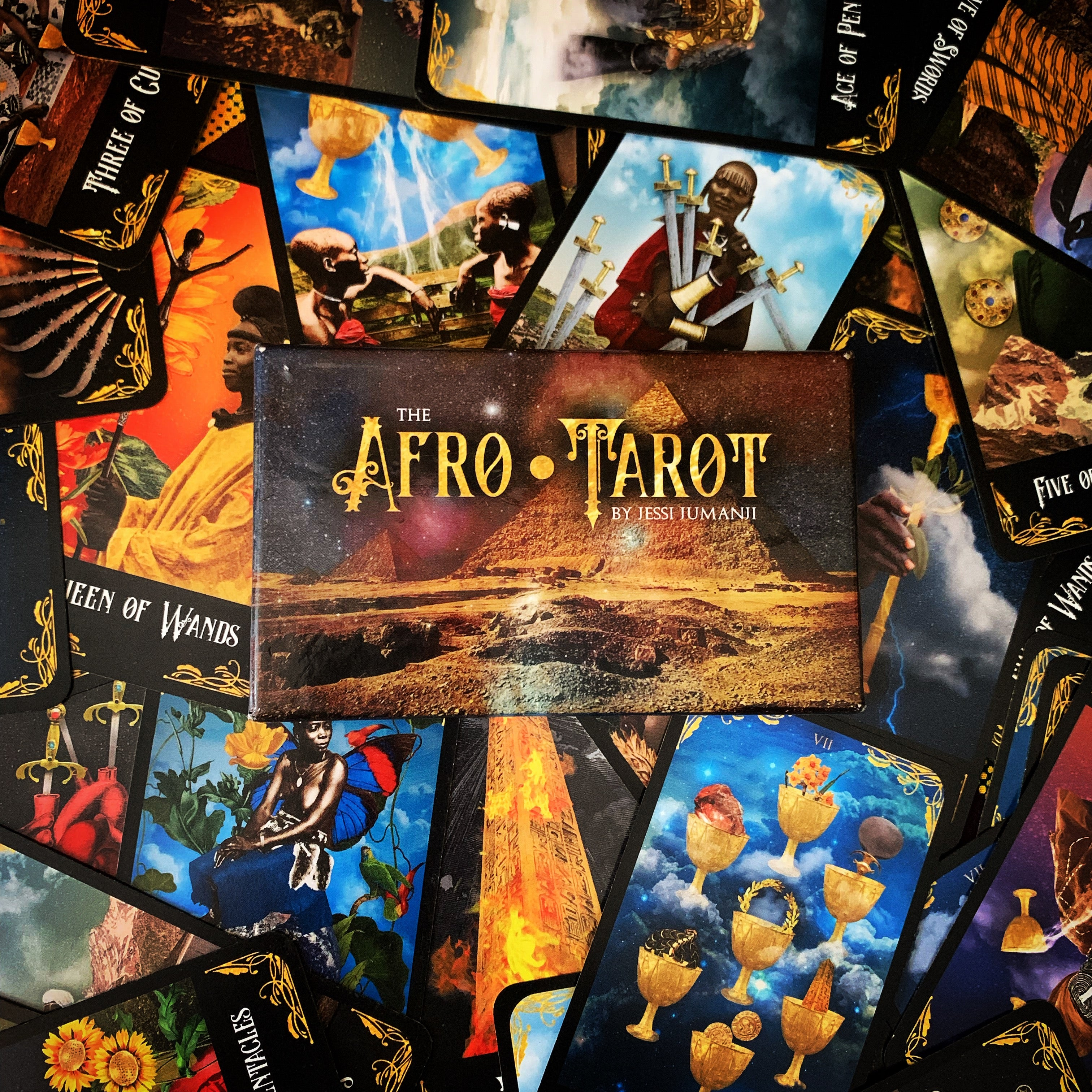 Afro Tarot *IN STOCK*