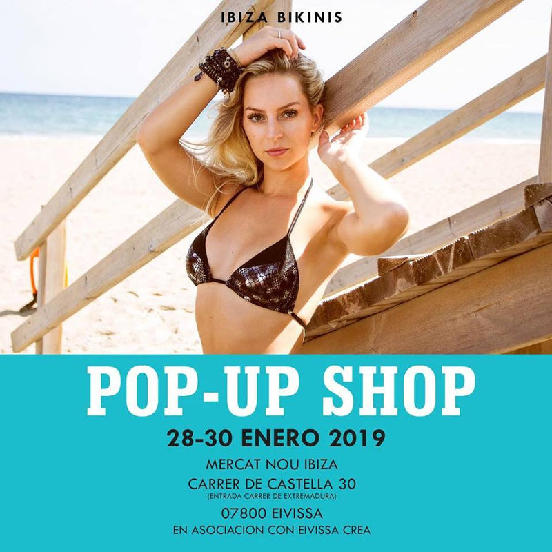 POP-UP SHOP 28-30 JANUARY