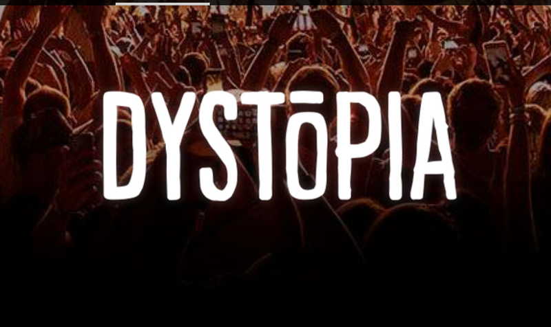 Pop-up shop every Friday at Ushuaia DYSTOPIA in Ibiza until end of September
