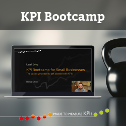 KPI Bootcamp for Small Businesses - On Demand (5 CPD Hours)