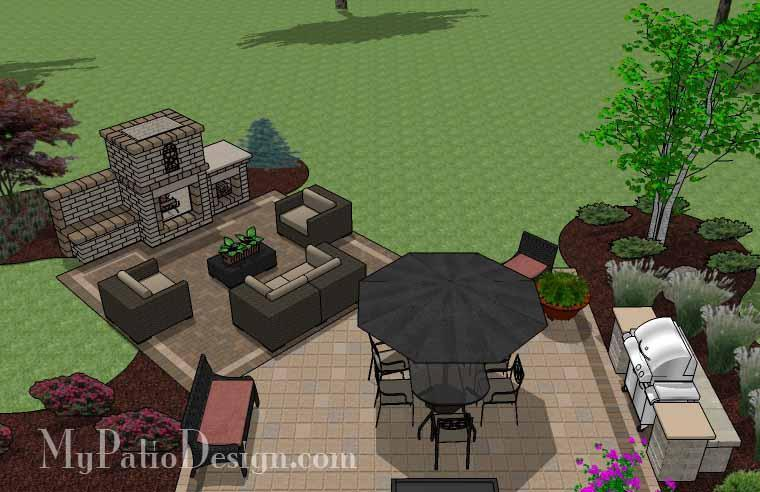 Paver Patio #04-063501-01
