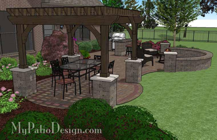 Paver Patio #04-070001-01