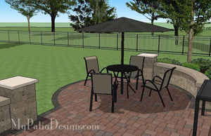 Paver Patio #06-029001-01