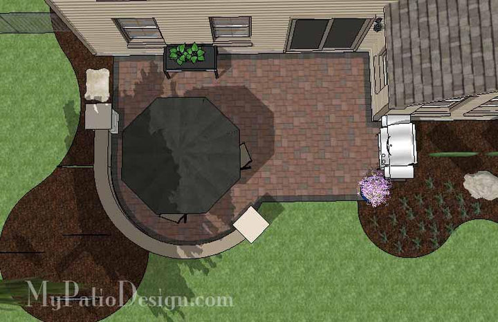 Paver Patio #06-031001-01