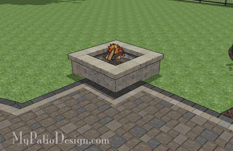 Paver Patio #06-040001-02