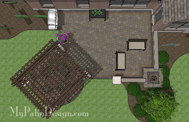 Paver Patio #06-060001-02