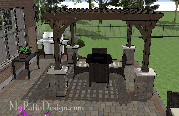 Paver Patio #06-060002-02