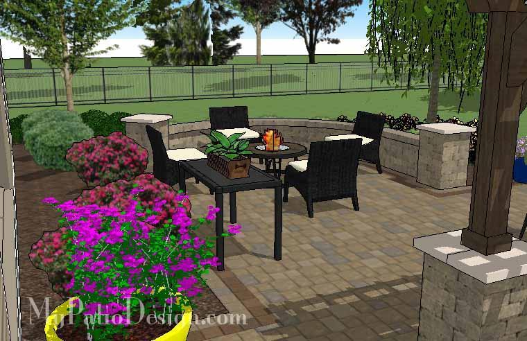 Paver Patio #06-069001-01