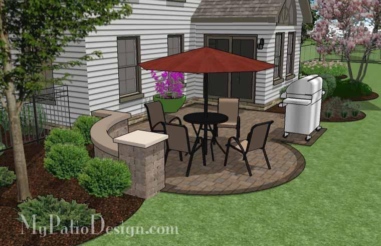 Paver Patio #08-029001-02