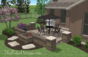 Paver Patio #10-032001-01
