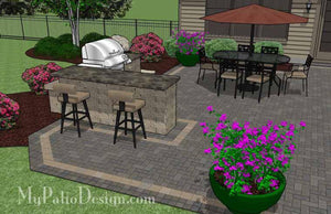 Paver Patio #10-090001-01